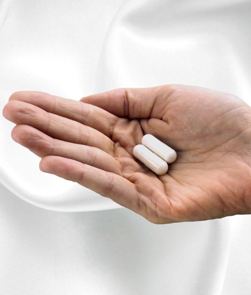 vitamins and calcium supplements