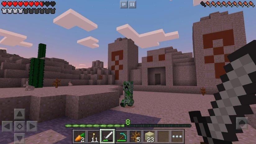 minecraft apk mod
