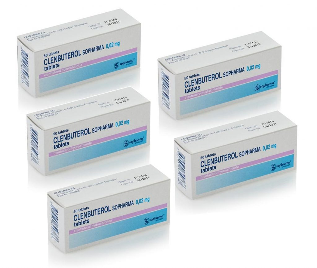 drug clenbuterol