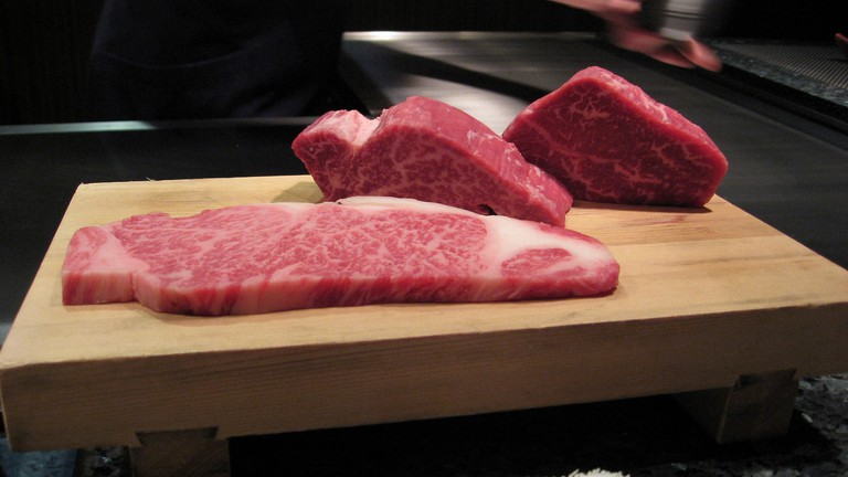 Buy Meat in Japan